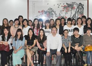 龙华民治会计培训第76期会计考证班毕业合影